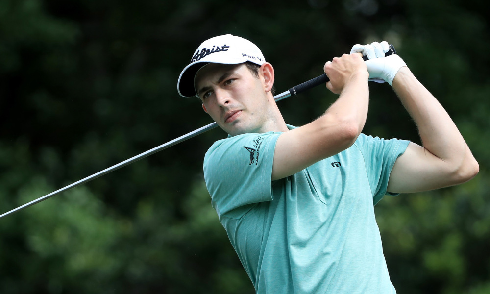 Pat Cantlay Shoots 67 At Hero, Pledges $$ For Wildfire Victims