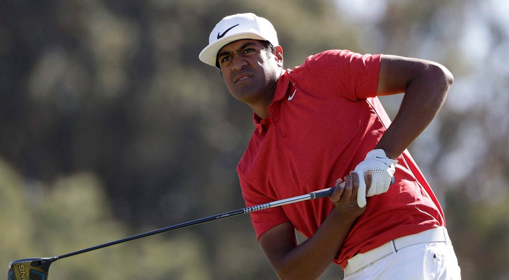 Tony Finau's 10-Footer Keeps Rose At No. 2