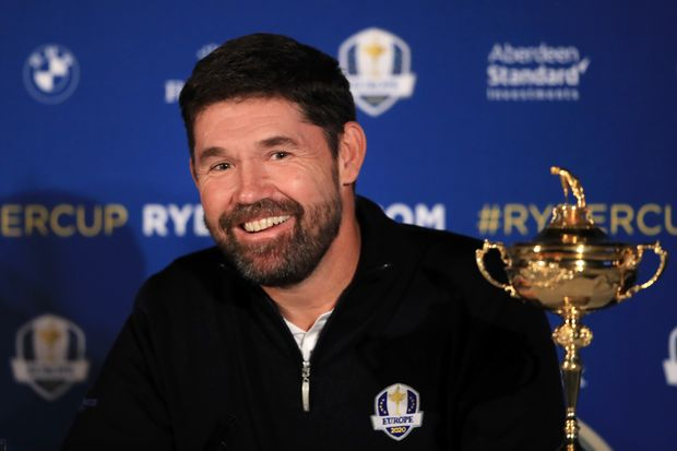 Paddy's The Perfect Ryder Cup Captain For Europe