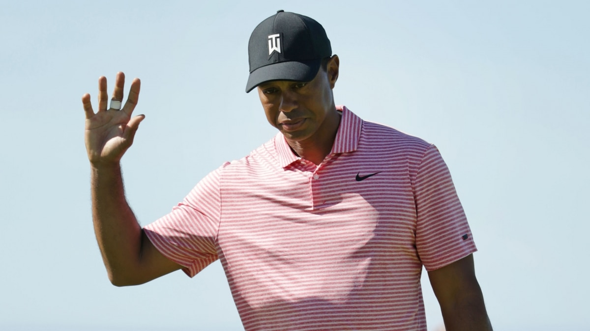 Tiger Woods On Sunday Was Better Than Most
