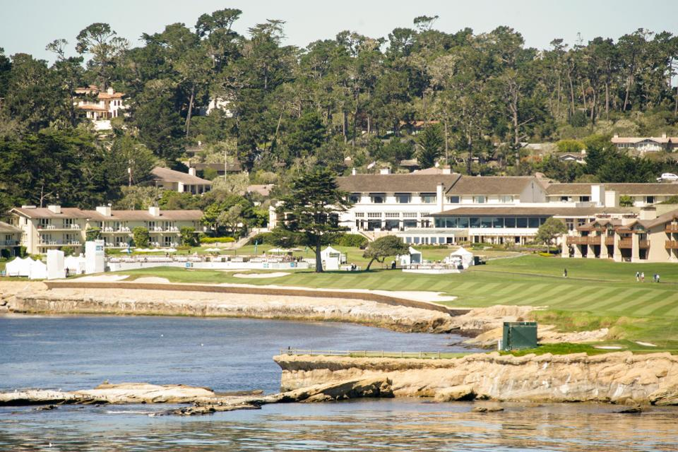 Pebble Beach Is The Star This Week No Matter Who Plays