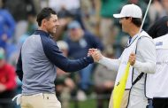 Irish Eyes Are Smilin' -- Rory Captures The Players