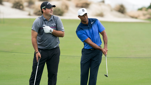 PGA Tour Pairs Tiger With His Favorite Ryder Cup Partner