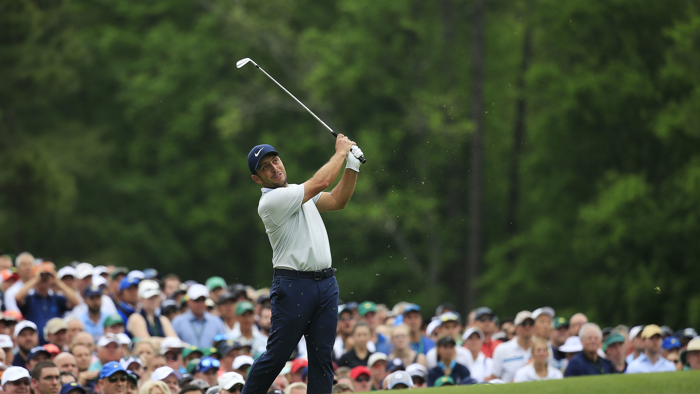Molinari Crumbled With Two Back Nine Doubles