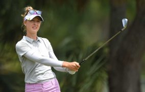 Go Nelly! -- Korda Chasing Ji At Lotte In Hawaii