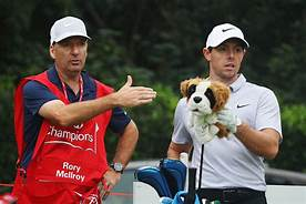Rory Has That Dog Headcover For A Reason