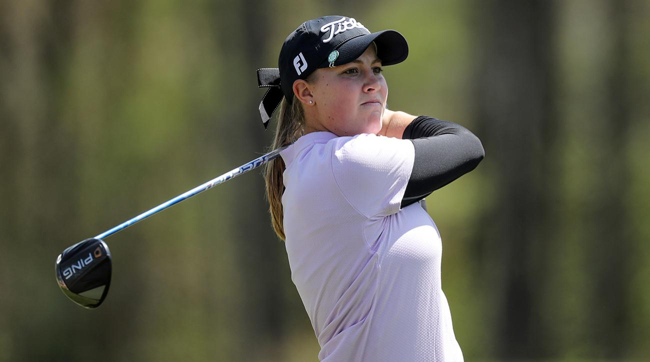 Kupcho In Control At Augusta Women's Amateur
