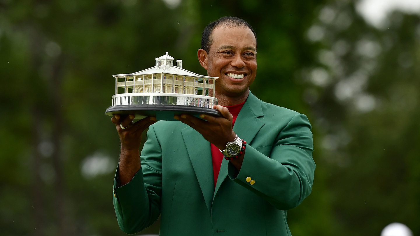 Masters Aftermath:  Tiger Woods Brings 18 Back Into The Picture