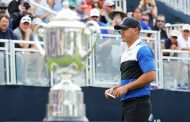 Brooks, Barely -- Koepka Hangs On At PGA For Fourth Major