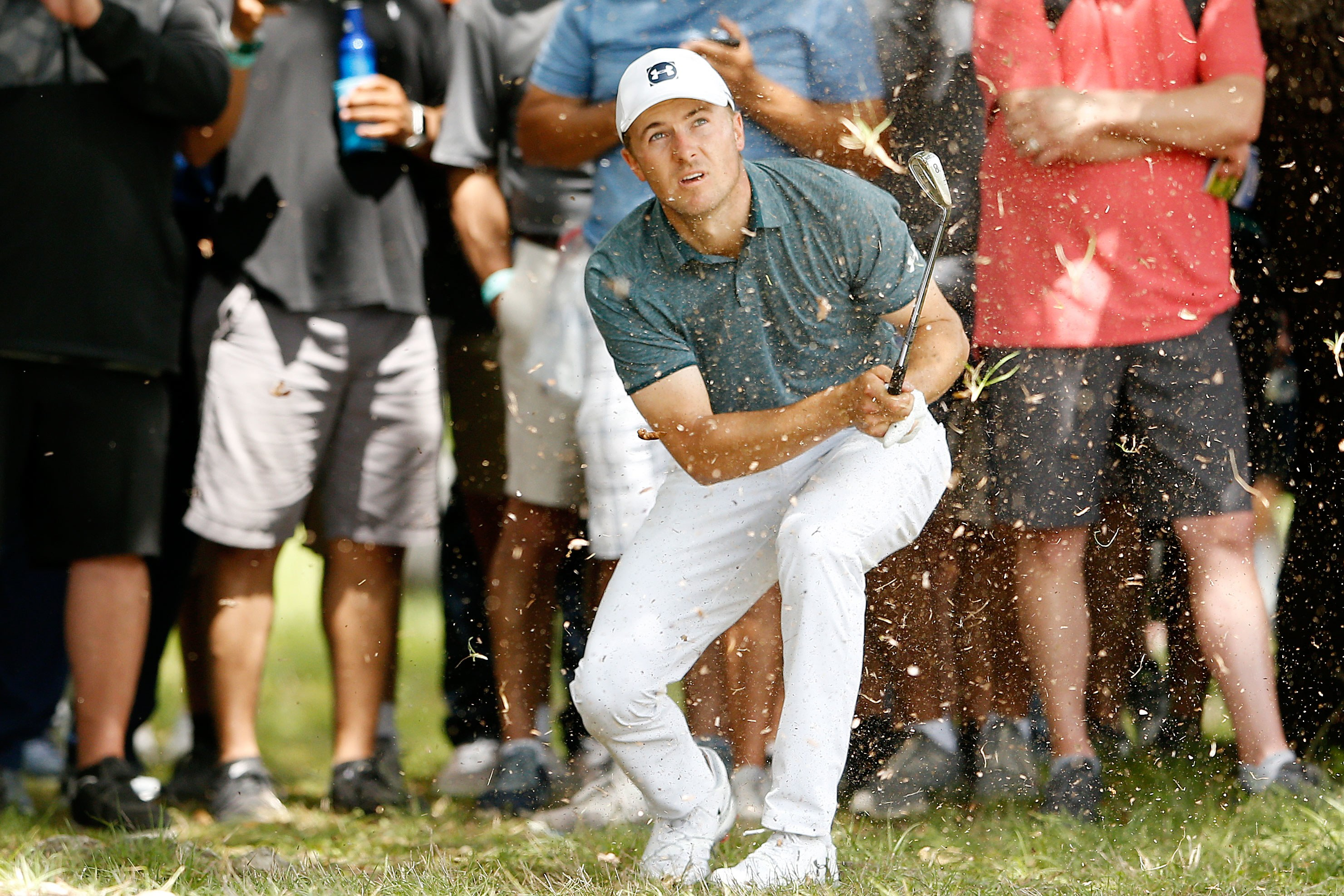 Jordan Spieth Still Climbing The Mountain Of Misery