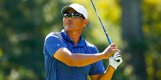 Broadhurst Blows It -- Tanigawa Takes The Senior PGA