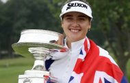 Hazeltine Hannah -- Green Pulls Off Stunner At Women's PGA