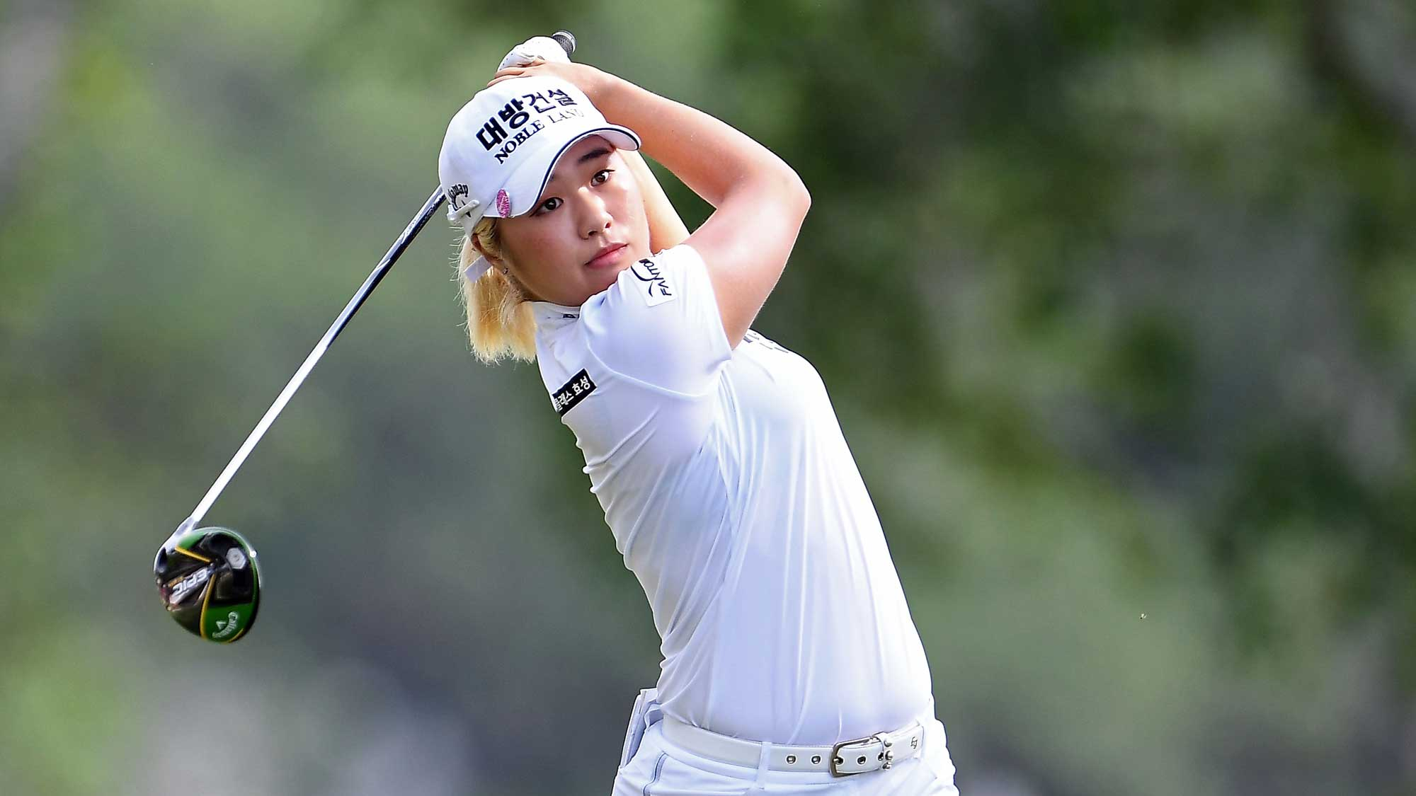 Jeongeun Lee6 Looking To Go Back-To-Back