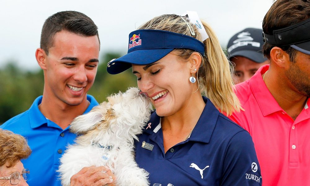Lexi Thompson Not Happy With Course Conditions At Evian