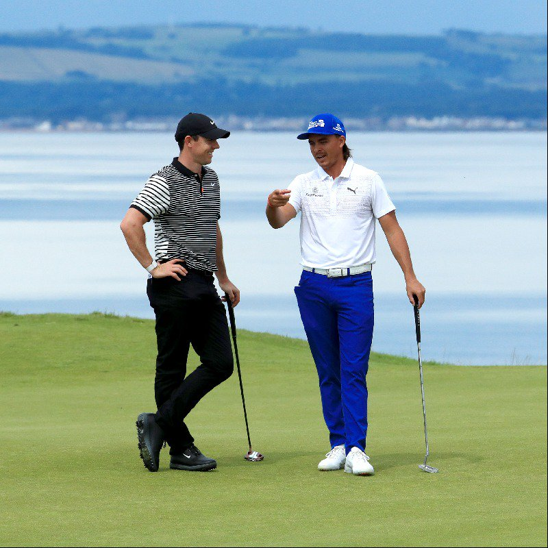 Rickie Fowler Misses Cut At Scottish Open