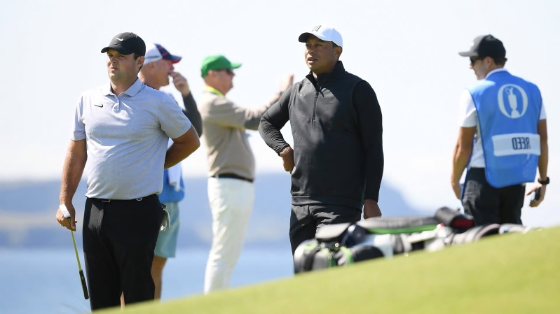 Tiger Woods Draws Late -- Early Tee Times