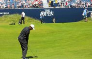 Big Choke In Scotland;  Tiger Lands Then Plays At Portrush