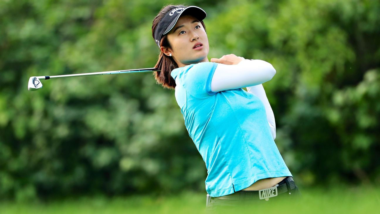 Monday Qualifier Noh Shoots 63 At LPGA Thornberry