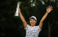 Shibuno Shocker -- Japanese Rookie Wins Women's British