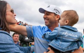 Sergio Garcia Goes Dutch -- Wins The KLM Open