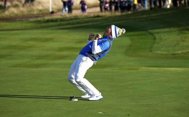 Solheim Stunner -- Europe Sticks It To Overconfident Americans