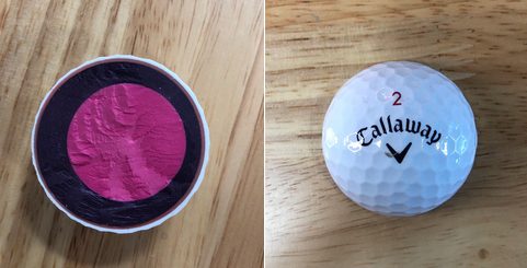 Callaway Chrome Soft Ball Busted By The Golf Spies