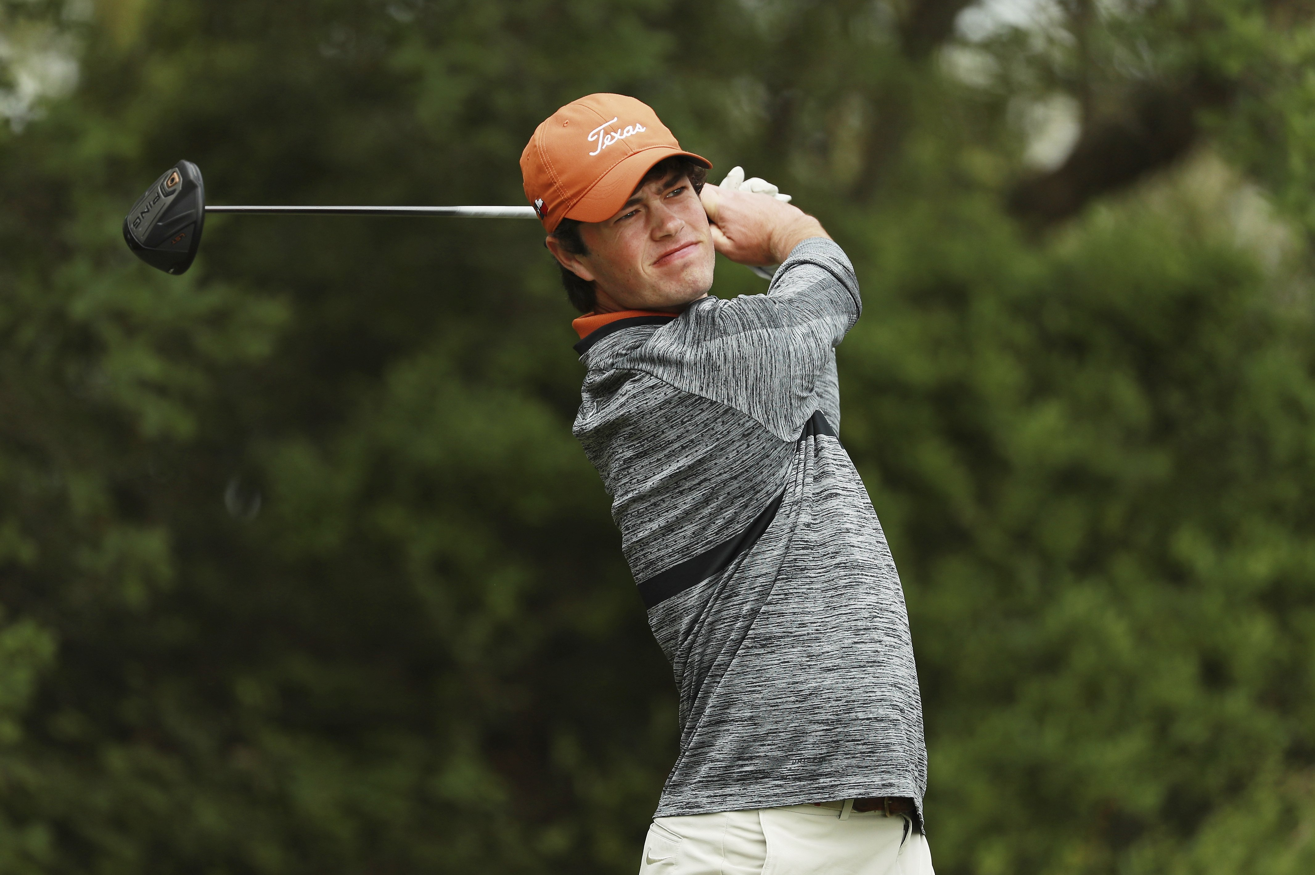 UT Star Cole Hammer In The Hunt At Houston Open