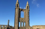 Cathedral Ruins Of St. Andrews Tell The Town's Story