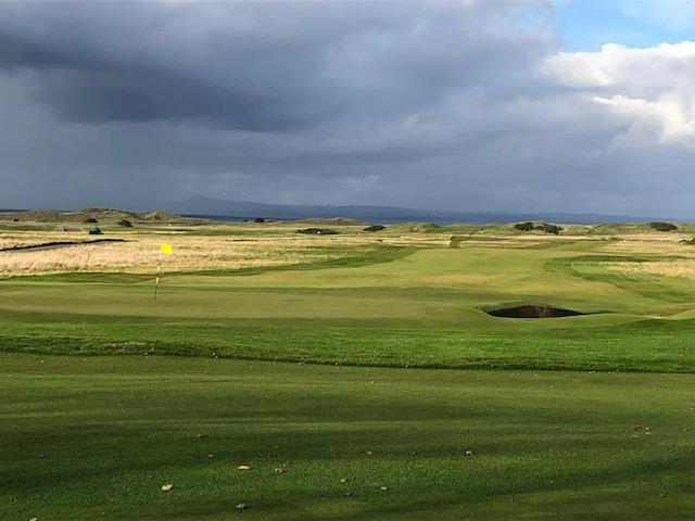 Marvelous, Marvelous And Windy Muirfield