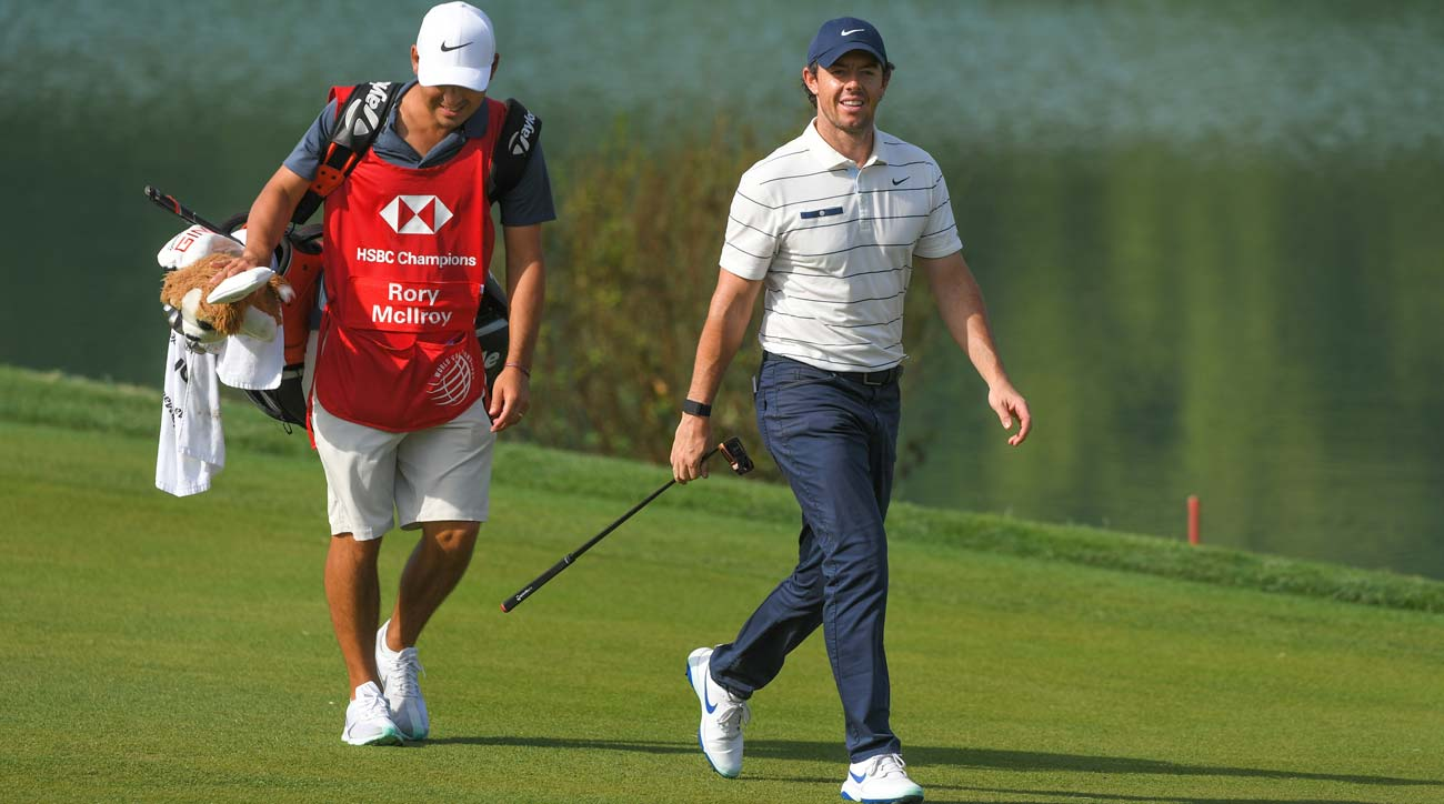 Rory McIlroy Starts Hot, Finishes Hot And He's A Shot Back