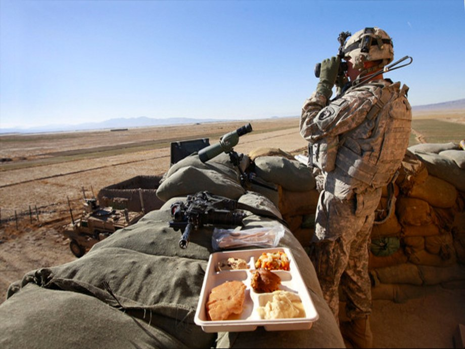 Thanksgiving:  Time To Thank Those Who Stand On Watch