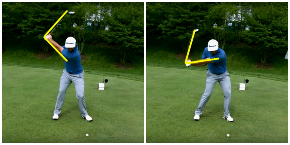 Find The Perfect Length For Your Backswing