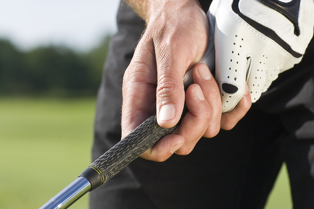 Time To Check The Grip Pressure In Your Right Hand