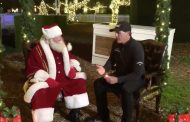 Phil Sits With Santa -- Will He Get His Christmas Wish?