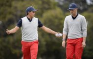 Presidents Cup Will Go Down To The Wire -- Internationals Cling To A Two-Point Lead