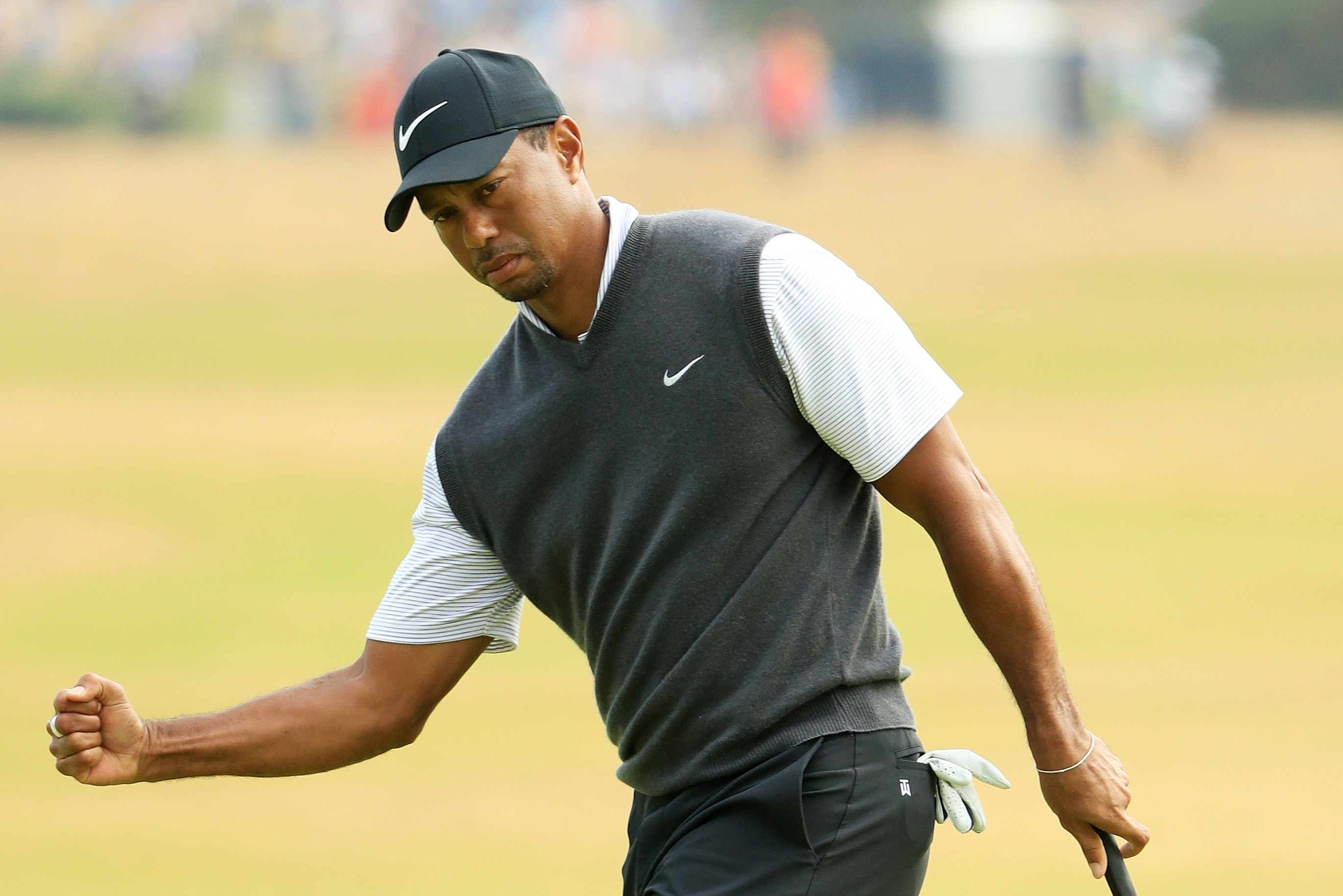 Tiger Will Grace Us With His Presence At Farmers