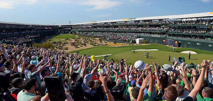 Phoenix Open 2020:  Welcome To The World's Largest Outdoor Cocktail Party!
