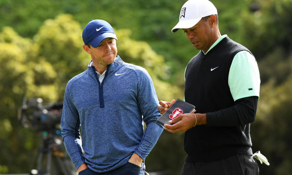 Tiger, Rory And Torrey Pines -- Finally Some Big-Time Golf