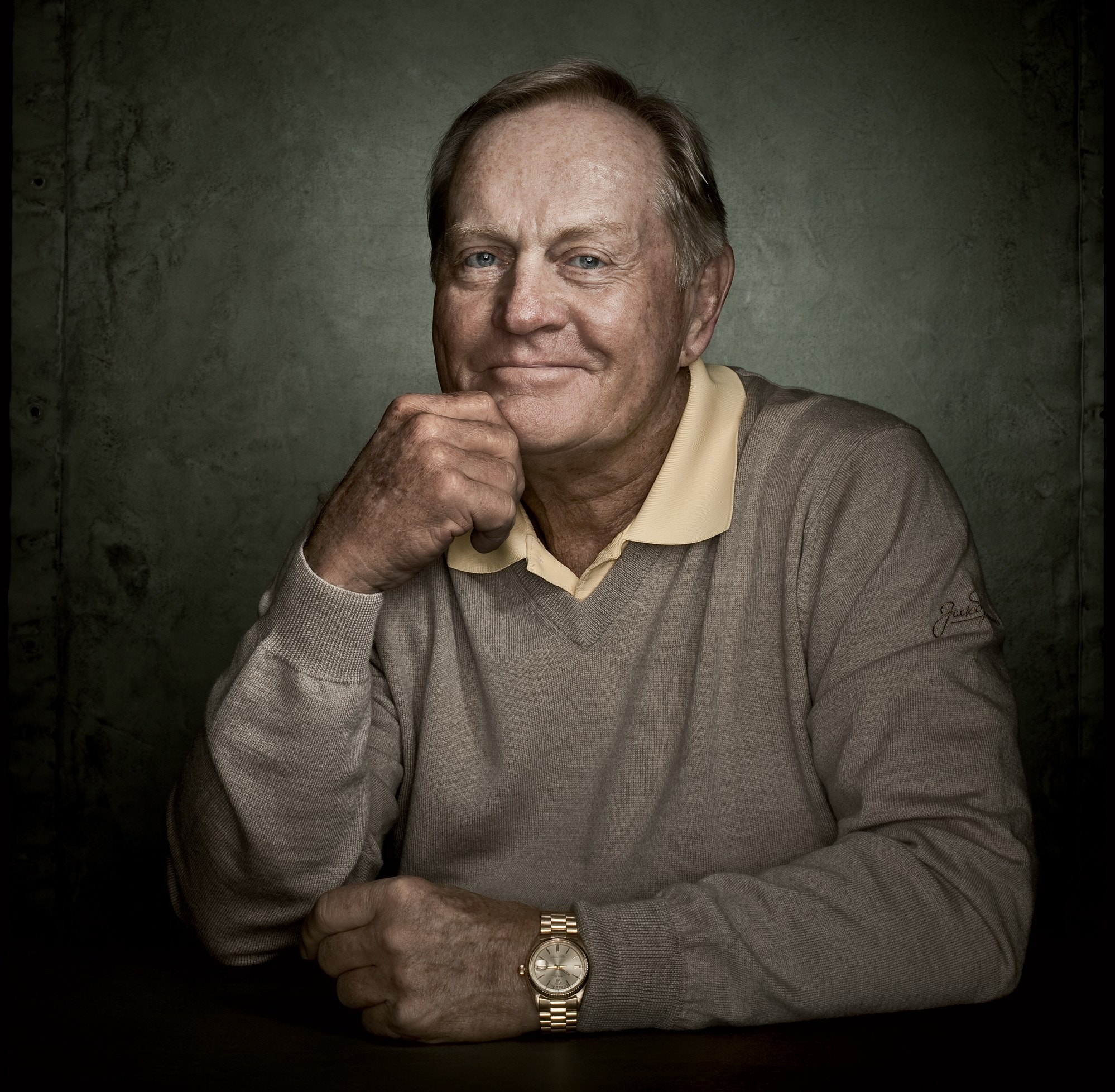 Jack Nicklaus:  At Age 80, He's Still The Standard For Excellence