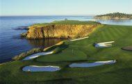 Pebble Beach Golf Links Bring Us Some Pure Visual Jazz