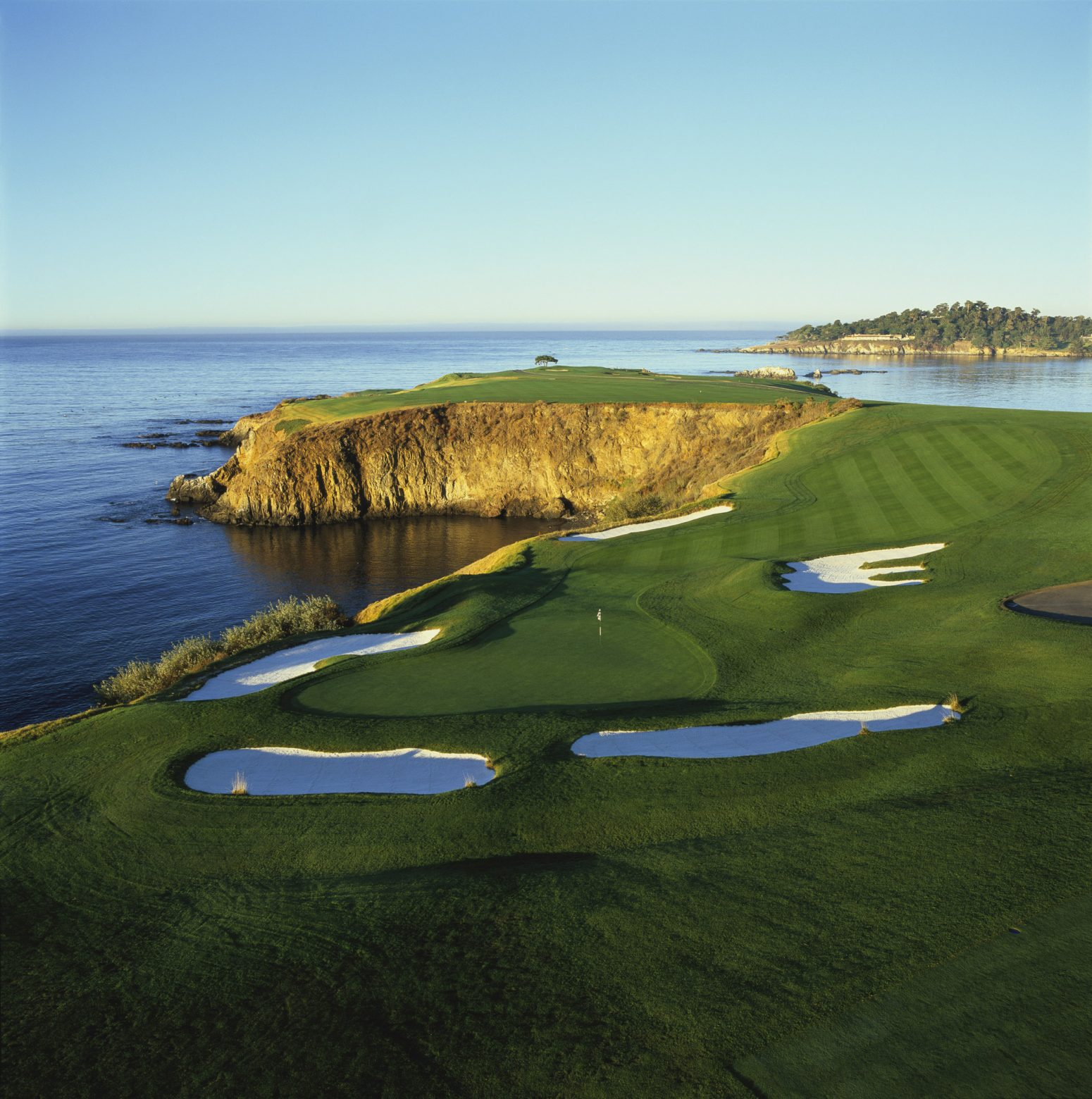 Pebble Beach Golf Links Bring Us Some Pure Visual Jazz