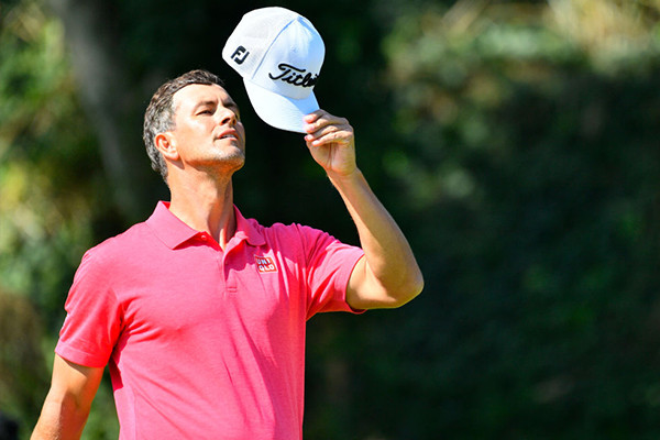 Roughed Up At Riviera -- Adam Escapes Scott-Free