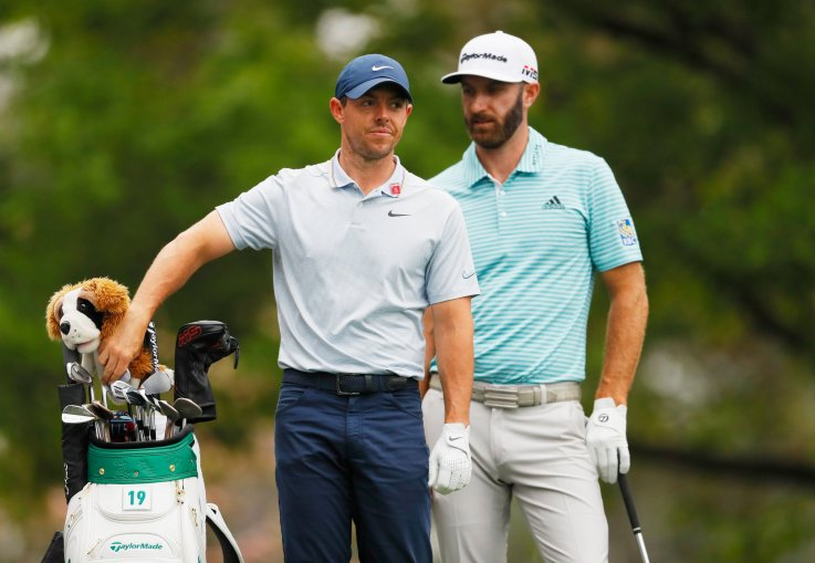 Hello Mexico -- Can D.J. Out-Gun Rory This Time Around?
