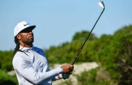 Larry Fitzgerald Goes Low With His Traveling Eight Handicap