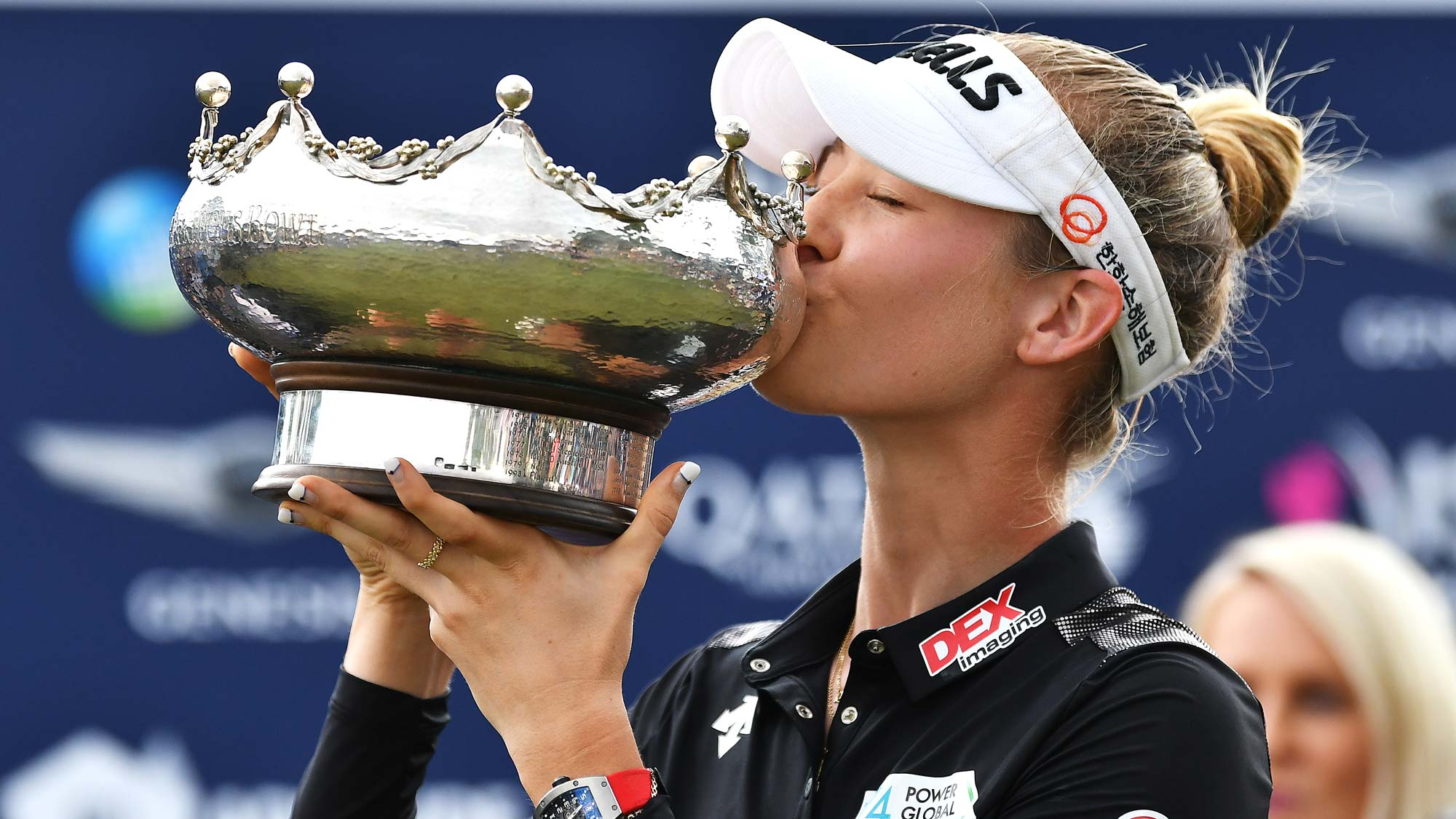 Asian Events Cancelled;  Nelly Korda Defends Down Under