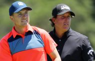 Phil Or Jordy?  Who Would You Bet On At Pebble Beach?