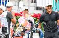 Rory, Brooks, Jon And Yes, Tiger -- The Gang's All Here