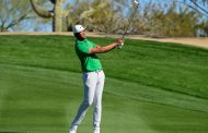Finau's Fabulous, Takes Over Lead At Phoenix Open