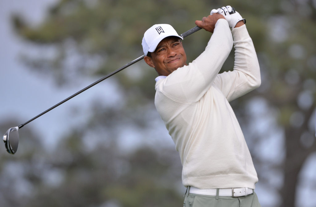 Tiger Fades From Contention;  Won't Play At WGC-Mexico