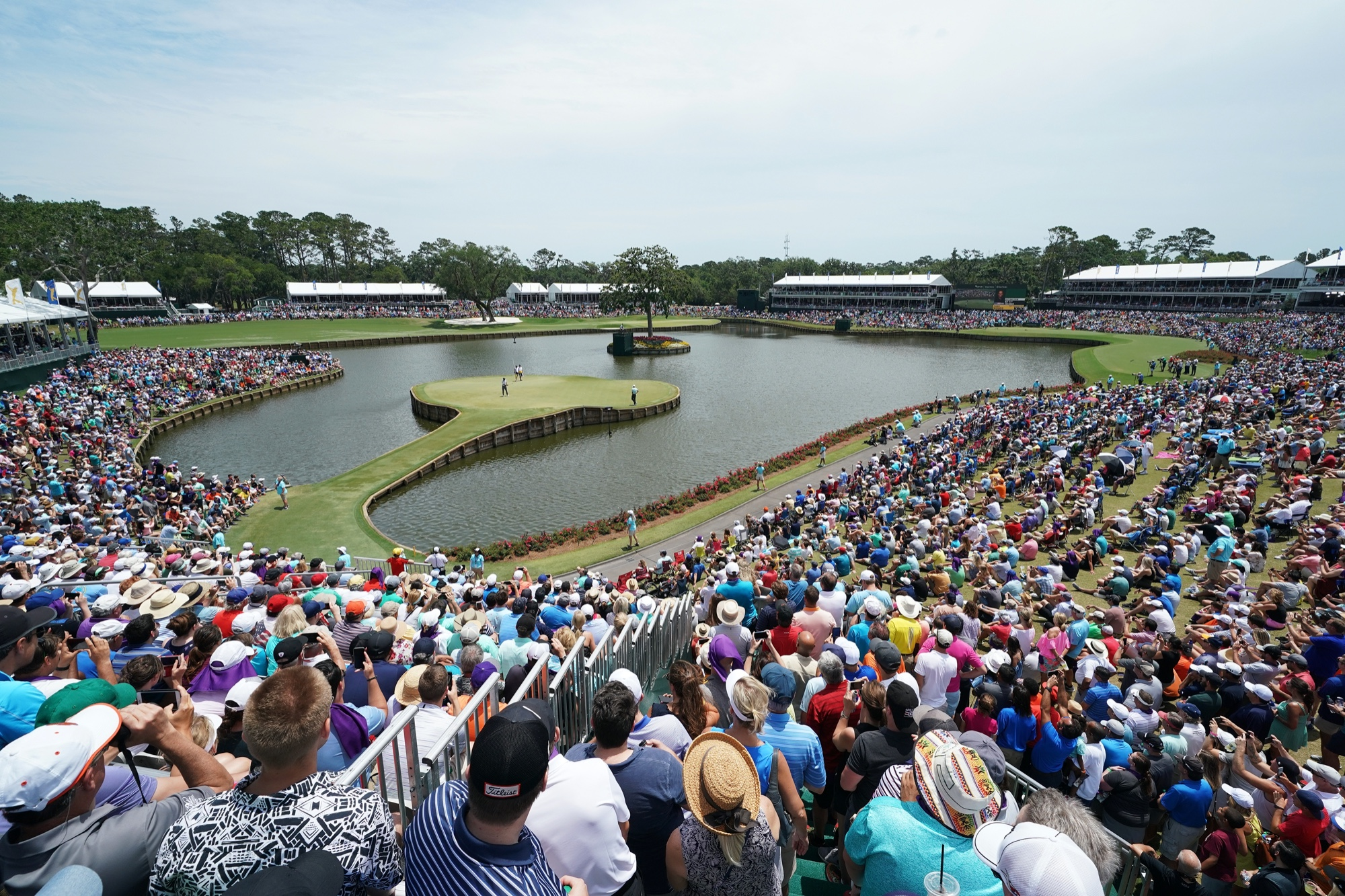 The Players, The PGA Tour And Its Obvious